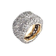 Emotion Lumineuse diamond ring