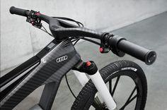 2500ccエンジン級の大トルクでウィリー可能! Audiが放つ超ド級電動自転車「Audi e-bike Worthersee」 ( page 5 ) « ニュース « 自動車 « ファッション、時計、高級車、男のための最新情報|GQ JAPAN
