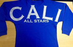 Long+Sleeve+Blue+Shirt+–+CALI+All+Stars+ProShop 716aa4d92