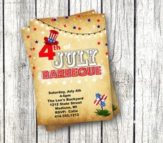 Vintage Invitations, Printable Baby Shower Invitations, Baby Shower Invites For Girl, Elegant Invitations, Invitation Design, Funny Party Themes, Independence Day Flag, Halloween Birthday Invitations, Blue Fireworks