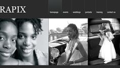 Photography Website Template