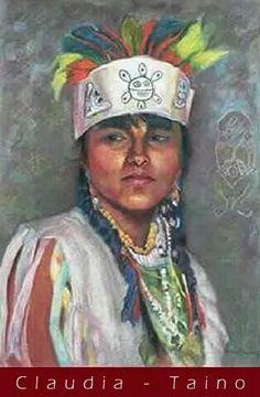 Taino Indian princess