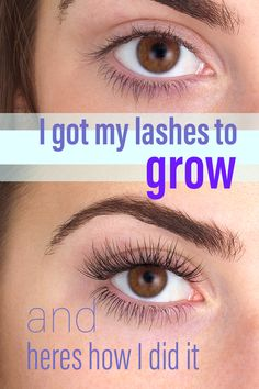 great lash growth <3