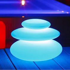 Zen Floating Bluetooth LED Indoor/Outdoor Lamp Vintage String Lights, Corbett Lighting, Ceiling Hanging, Modern Fan, Led Desk Lamp, Accent Lighting, Hudson Valley Lighting, Color Changing Led, Color Change
