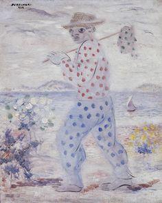 Carpeaux, Cultural, American Art, Impressionism, Dinosaur Stuffed Animal, Painting, Figurative, Animals, Portrait