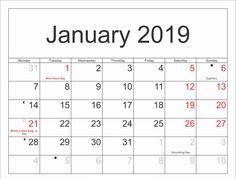 2019 Calendar With Lunar Dates 55 Best 2019 Moon Phases Calendar images