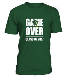 """# College High School Graduation Gift Senior Game Over T-Shirt .  Special Offer, not available in shops      Comes in a variety of styles and colours      Buy yours now before it is too late!      Secured payment via Visa / Mastercard / Amex / PayPal      How to place an order            Choose the model from the drop-down menu      Click on """"Buy it now""""      Choose the size and the quantity      Add your delivery address and bank details      And that's it!      Tags: Whether it's Pre-K…"""