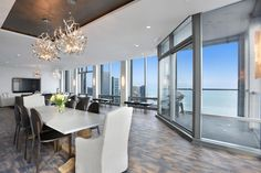Tour a Sophisticated Penthouse in Chicago, Ill.   HGTV.com's Ultimate House Hunt >> http://www.hgtv.com/design/ultimate-house-hunt/2015/urban-abodes/urban-abodes-sophisticated-abodes-in-chicago-illinois?soc=pinhuhh
