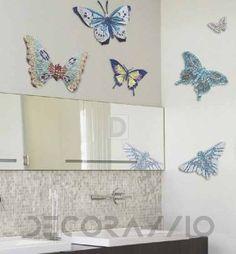 облицовочная плитка Sicis Butterfly, Mariposa_8