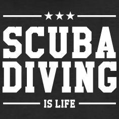 Scuba Diving T-Shirts