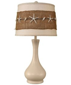 Another great find on #zulily! Starfish Table Lamp by Coast Lamp Mfg. #zulilyfinds