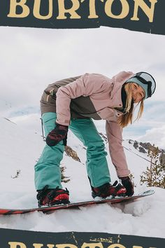 Why is Chloe Kim so happy? Maybe it's all her gold medals, or maybe it's that fresh new pair of pants she's wearing.🥇🤔👖 Yeah, we're gonna go with both. Shop women's, men's and kids' snowboard pants at Burton.com.