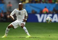 Ayew captains Ghana against Senegal