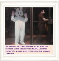 Voices for the Unborn: Easter Bunny's First Rescue http://voicesunborn.blogspot.com/2016/03/easter-bunnys-first-rescue.html#.Vuqk2_krLIU