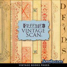 Descargate ahora este pack de imágenes de distintas hojas de libros antiguos con hermosos diseños ornamentales. Ya no es común ver este tipo de impresiones en las páginas de nuestros libros, por eso ver una hoja diseñada de este modo nos traslada a la antiguedad! Espero les guste mi post! Saludos