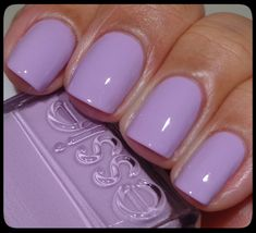 Essie Bond With Whomever. Have this on my nails right now and I love it - perfect for Spring/Summer!