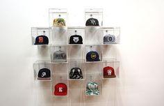 Shoes & Hats storage | I AM STVNNER