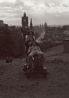 The Edinburgh Gig Archive - Threshold Les Mckeown, Bay City Rollers, Under Construction, Edinburgh, Archive, Day