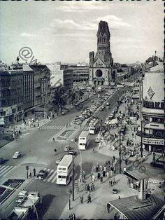 Kudamm 1950er Jahre