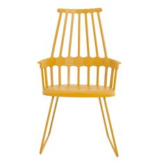 Comback Armchair from Kartell. Design by Patricia Urquiola. #design #chair