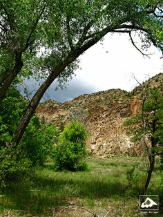 Bandelier National Monument by isaac.borrego, via Flickr; Frijoles, New Mexico