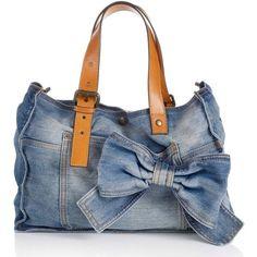 denim handbags - Bing images