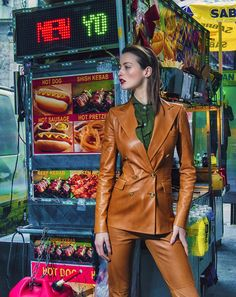 Harpers Bazaar Hong Kong May 2016 Flavia Lucini by Elio Nogueira