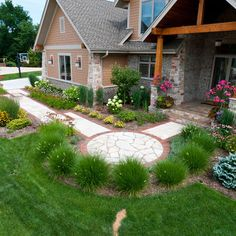 yard options, no grass backyard | you know i pin to win ... - Landscaping Ideas Around Patio
