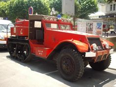 Armorama :: US WWII Fire Trucks Fire Dept, Fire Department, Old Trucks, Fire Trucks, Dodge, Surplus Militaire, Fighting Plane, Brush Truck, Lego Fire