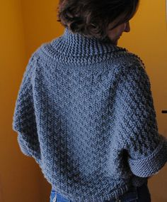 shrug: muse n. pattern by isabell kraemer