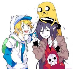 hora de aventura anime - Pesquisa Google