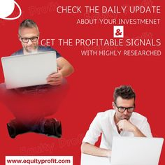 CHECK THE DAILY UPDATE ABOUT YOUR INVESTMENET - www.equityprofit.com