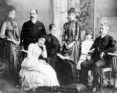 Familia de Porfirio Díaz