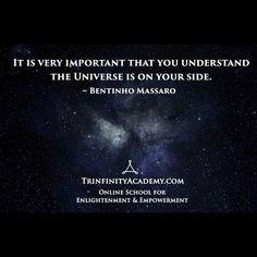 #bentinhomassaro #trinfinityacademy