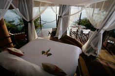 Tree House Suite at Tongabezi a Luxury Safari Lodge in Victoria Falls, Zambia