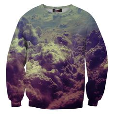 Clouds Sweatshirt Unisex