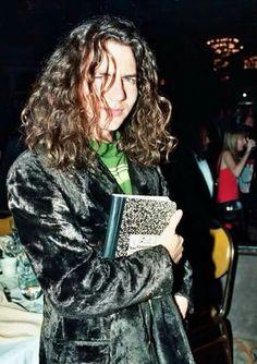 Eddie Vedder. Love the jacket.