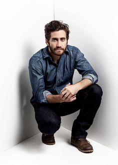 gyllenhaaldaily:  I don't think I'm sharp enough to not prepare and come on set and kill it.