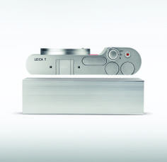 Leica's new camera is a stunning work of aluminum art | The Verge