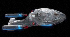 Star Trek proposed Galaxy class upgrade with warp-capable Saucer section Star Trek Enterprise, Star Trek Voyager, Star Trek Starships, Star Trek Borg, Star Wars, Star Trek Online, Vaisseau Star Trek, Science Fiction, Start Trek