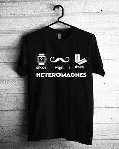 Koszulka heteromagnes