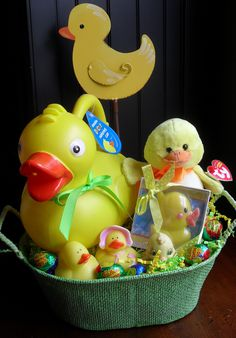 Duck a doodle easter basket gift ideas pinterest baskets duck a doodle easter basket gift ideas pinterest baskets easter baskets and ducks negle Image collections