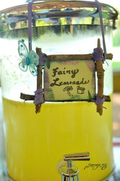 Enchanted Forest/Woodland Fairy Fairy Party Party Ideas | Photo 9 of 41 | Catch My Party