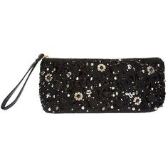 ASOS Jeweled Clutch	  		  		  		Ornate, Sparkly Styles - Embellished Fashion Trends  		  		 - Marie Claire