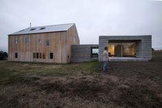 Sebastopol Barn House. 2014. Sebastopol, California. Anderson Anderson Architecture