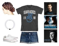 """""""Shawn Mendes Concert"""" by laurenelizabeth1002 ❤ liked on Polyvore featuring J.Crew, Converse, women's clothing, women, female, woman, misses and juniors"""