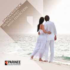 Parinee Realty Convenience. Proportioned with perfection. www.parinee.com