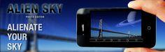 we're giving away Alien Sky apps today, don't miss it