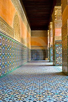 Thema marokko on pinterest morocco marrakech and - Fliesen marokko ...