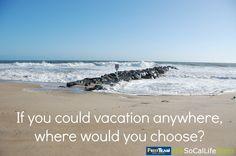 Hmmm... where would you go?